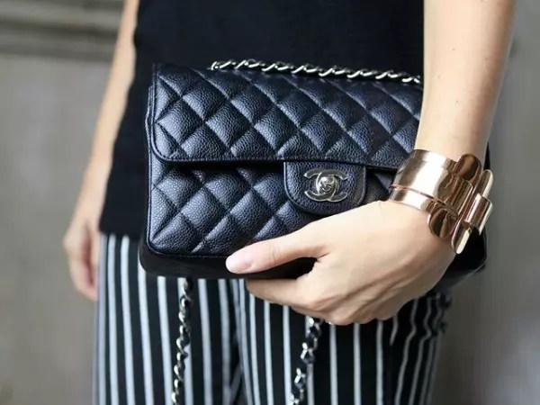 bolsa Timeless, da Chanel, é o modelo mais cobiçado