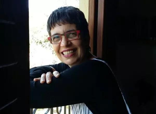 Marilda, 52, acaba de receber um prêmio na Coréia do Sul por seu livro Sem Fim