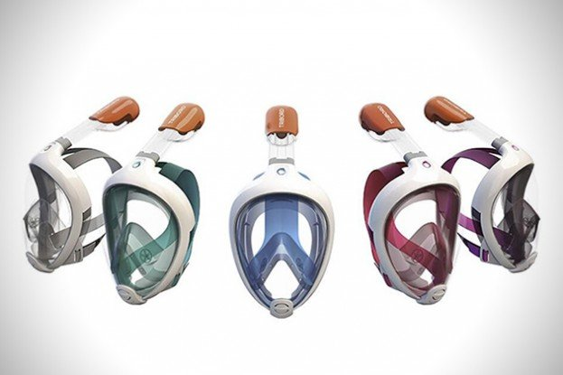 Tribord Easybreath | Best Full Face Snorkel Mask