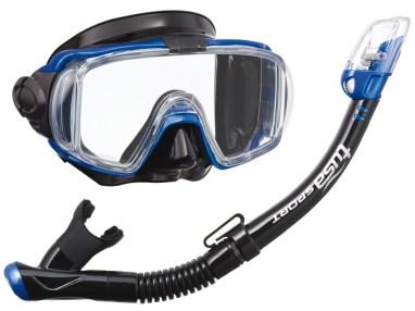 Tusa Visio Tri-Ex | Full Face Snorkel Alternative