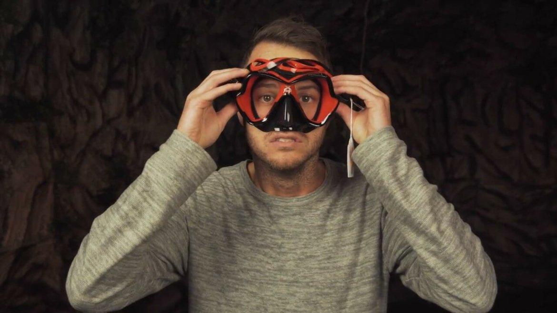 Testing the Scuba Mask