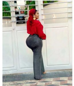 - Screenshot 20210711 170936 258x300 - See photos Of Bimbo,Destiny And Other Celebrities That Enjoy Showing Off Their Back s#de In Pictures