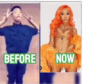 - Screenshot 20210711 185057 1 300x291 - Meet The Guy That Inspired Bobrisky  To Become A Transgender