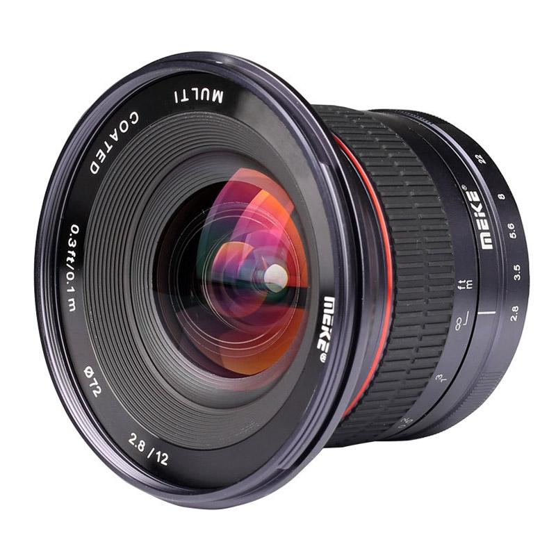 Meike 12mm f/2.8