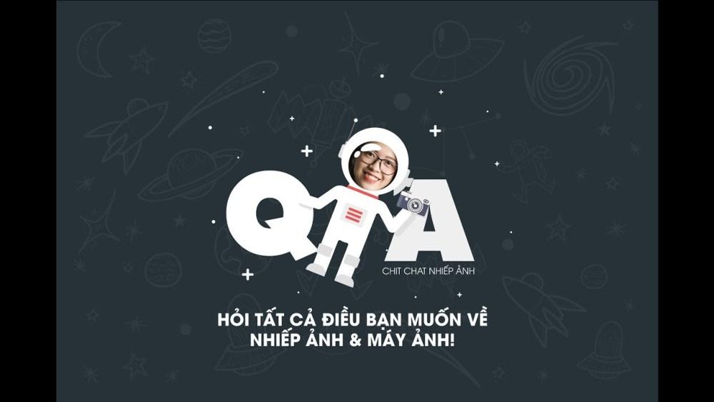 [Mùa III] Chit Chat Nhiếp Ảnh Số 4: Q&A giải đáp mọi thắc mắc của khán giả   50mm Vietnam