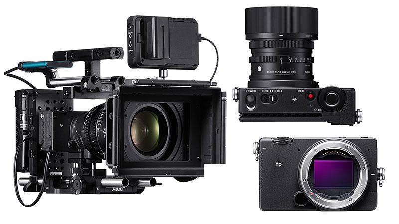 Sigma xác nhận sẽ có Log và ghi video RAW trên Sigma fp nhờ firmware mới   50mm Vietnam
