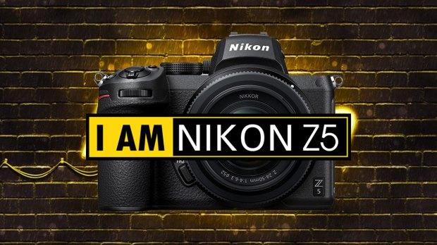 Nikon Z5 – Tân binh full-frame dành cho người mới