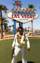 Elvis Vegas Sign