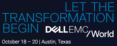 Dell EMC World 2016