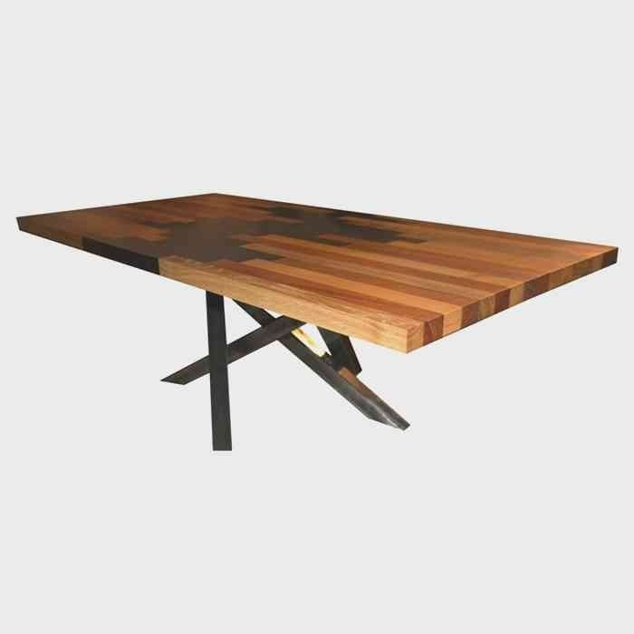 table basse tetris