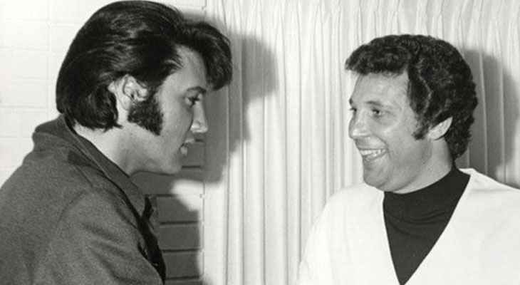 tom jones meets elvis