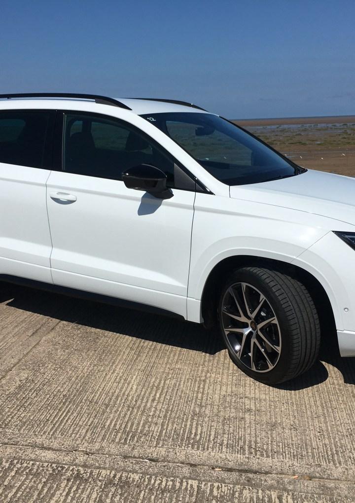 Steve Howarth's Testdrive – SEAT Cupra