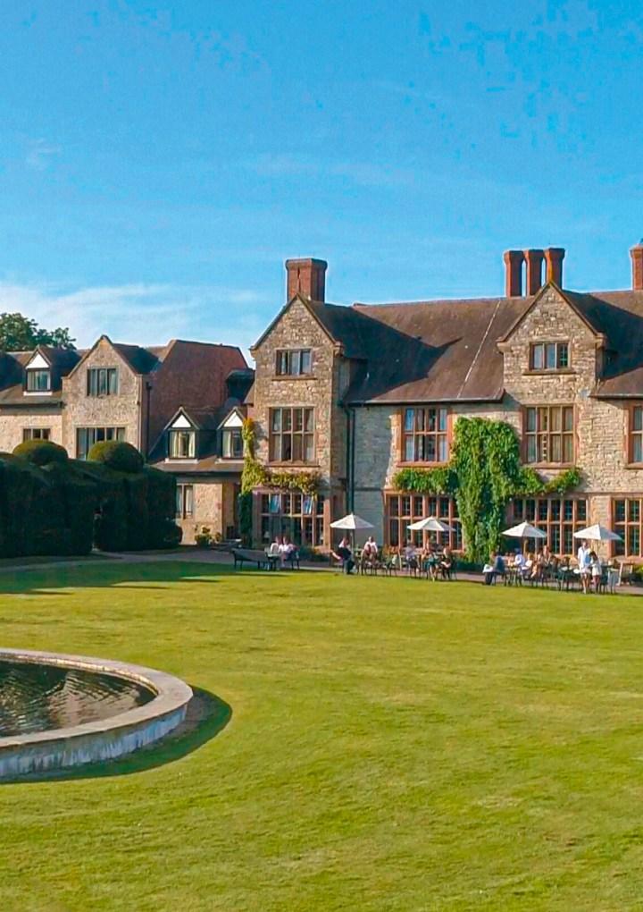 Steve Howarth's Weekends Away – Billesley Manor, Stratford