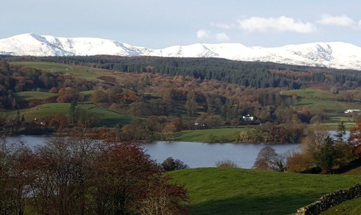 Winter Breaks With Sawrey House