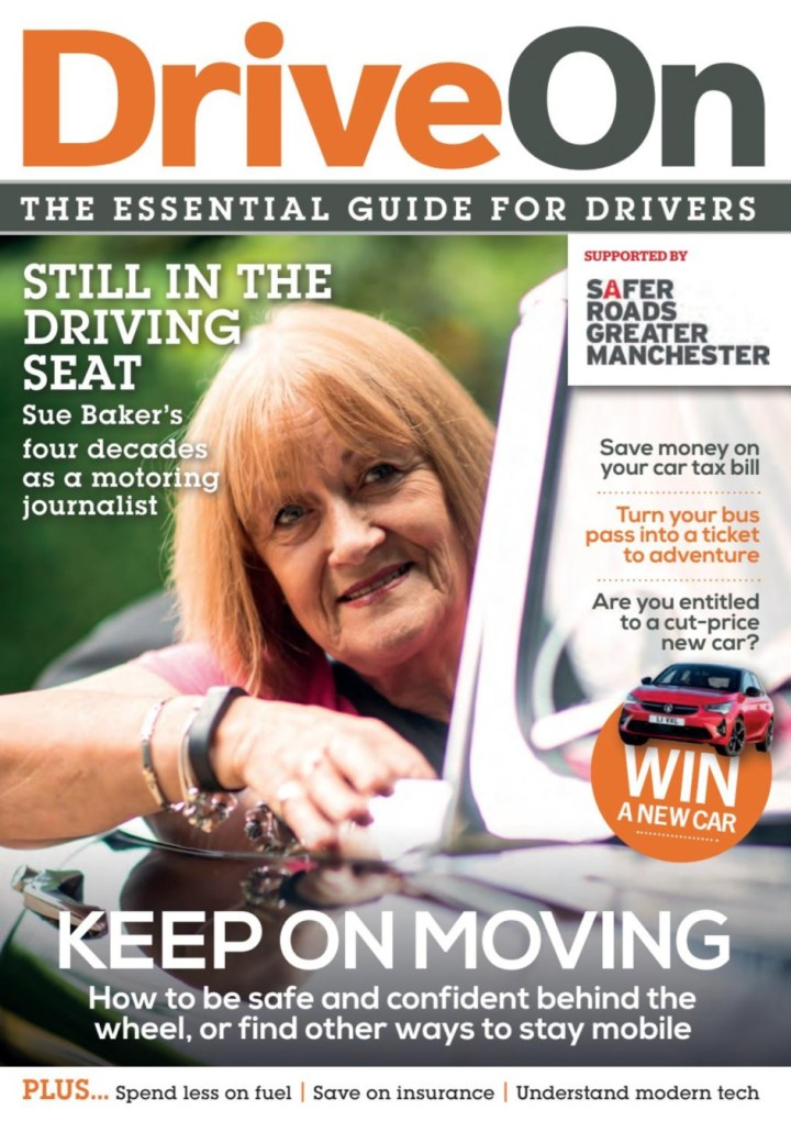 New campaign to help mature drivers stay safe in Greater Manchester
