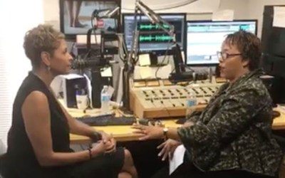 WAMO 100 Pittsburgh: KiKi Live with Darieth Chisolm for 50 Shades of Slience
