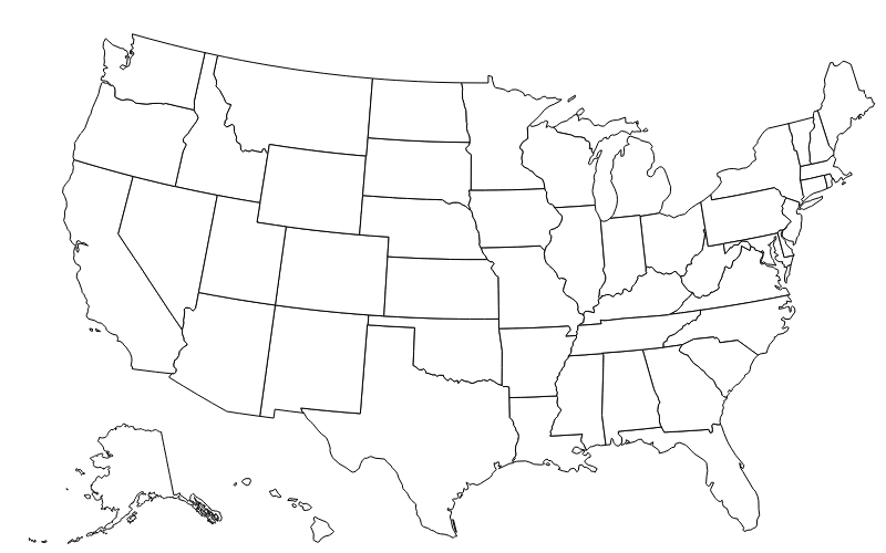 By playing sheppard software's geography games, you will gain a mental map of the world's continents, countries, capitals, & landscapes! Blank Us Map 50states Com