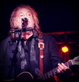 Ray Wylie Hubbard at The Cannery Ballroom