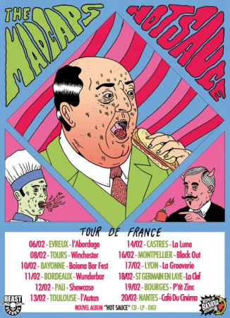 HOTSAUCE Tour De FranceWeb