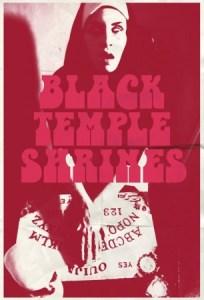 black temple shrines