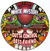 Greenway Records White Mystery Splatter Vinyl Record picture disc 2