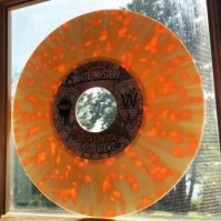 Greenway Records White Mystery Splatter Vinyl Record