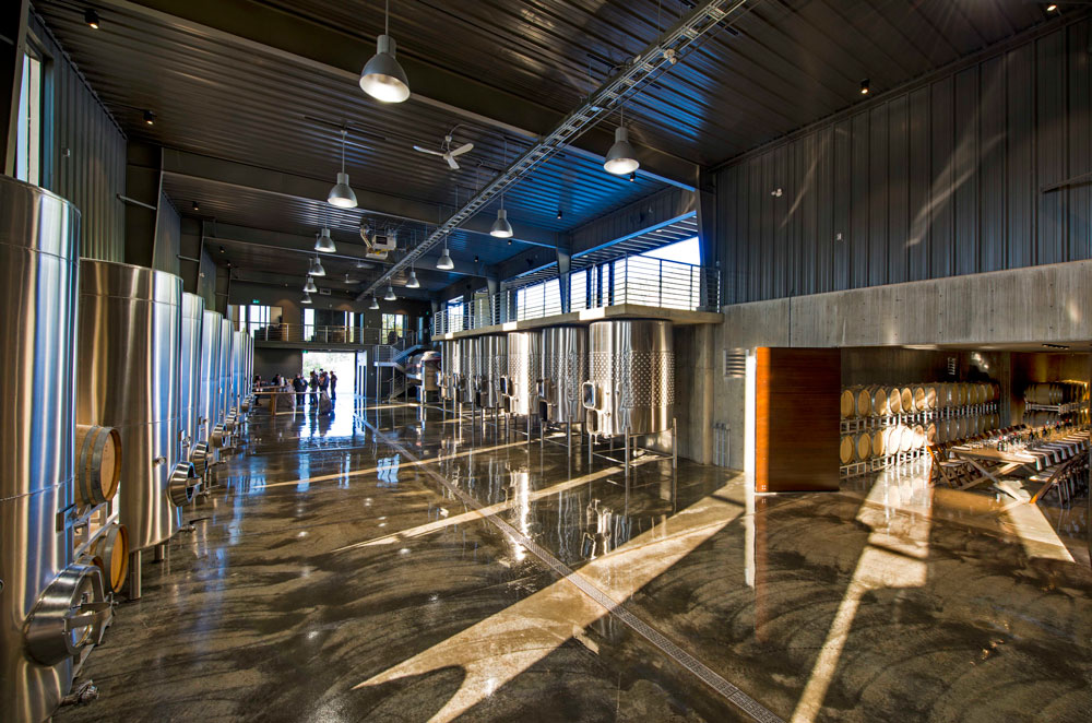 50th Parallel Estate Winery  Our Story  Design