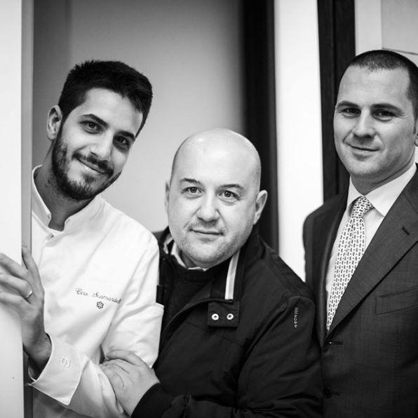 Ciro Scamardella, Alessandro Pipero, Achille Sardiello