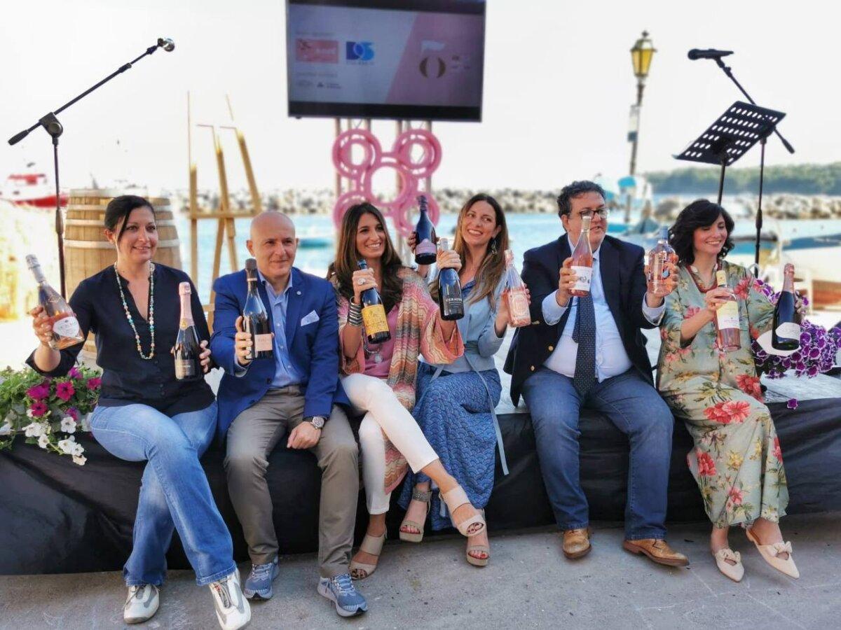 I Curatori di 50 Top Italy Rosé