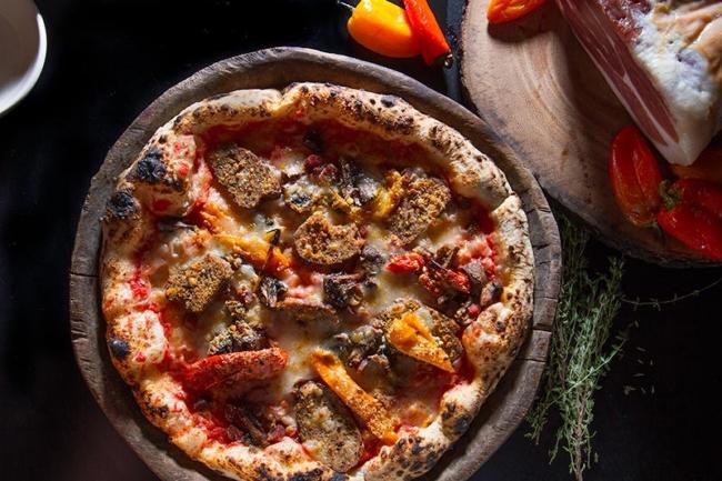 Dough Pizzeria Napoletana a San Antonio