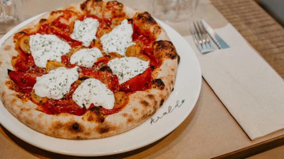 Pizza di Araldo Arte del Gusto