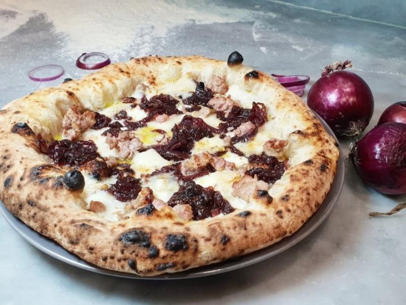 Pizza Caramellata di Future Pizza