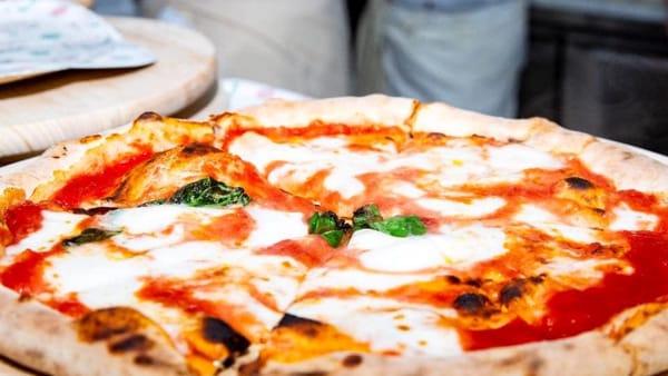 La pizza di PizzaLand a Firenze