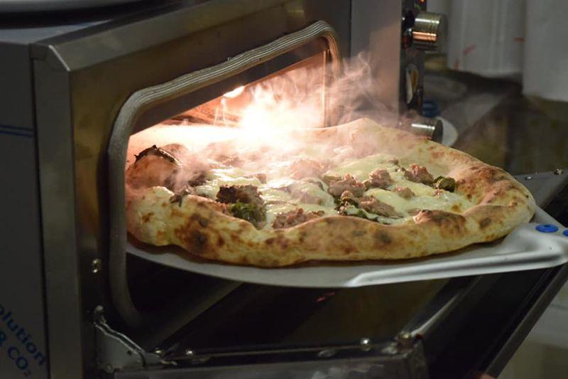 La pizza di Giotto on the road – Firenze