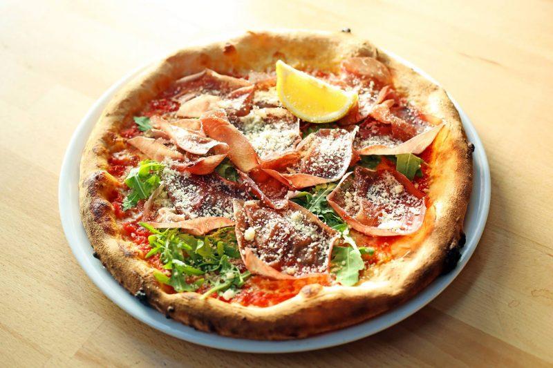 La pizza di Himalia