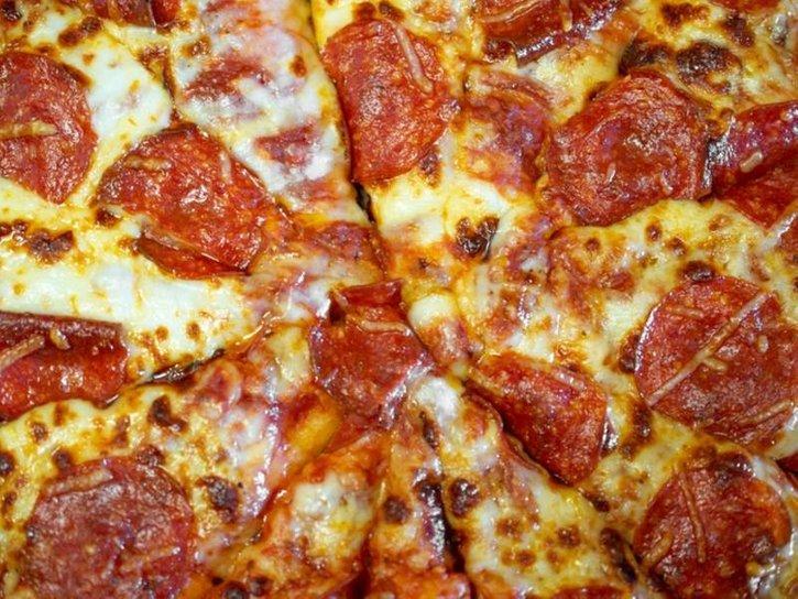 Pizza negli Stati Uniti