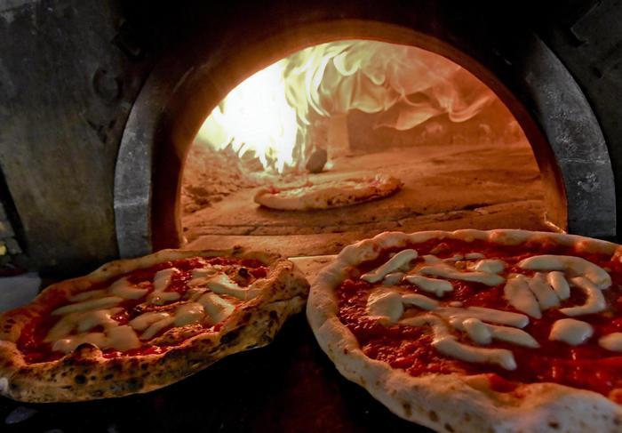 Ansa - Trofeo per i 50 anni di Pizza a Metro Università della pizza