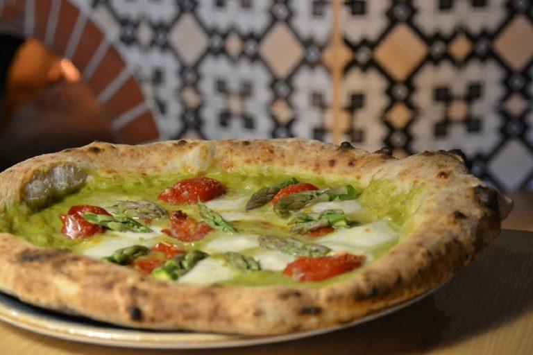 La pizza di Santarpia