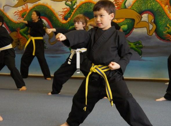 Kuk Sool Won Martial Arts in Berkeley