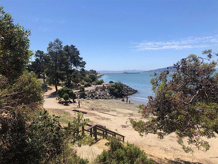 Keller Beach Point Richmond