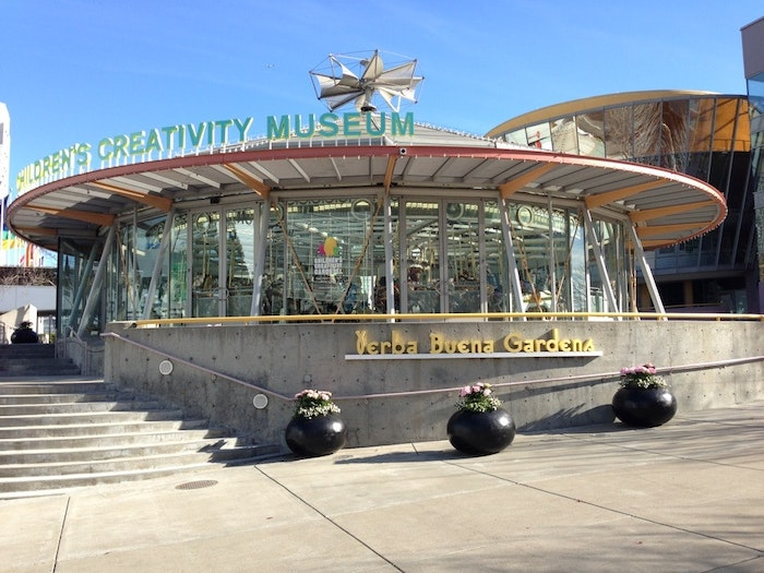 Children's Creativity Museum looks fun from the outside