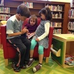 Summertime reading games reward library visits