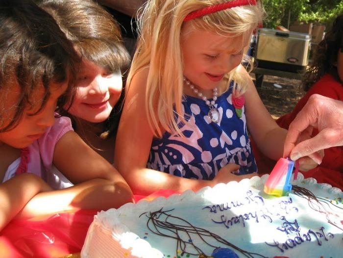 Fun outdoor birthday party place: Tilden Park Carousel