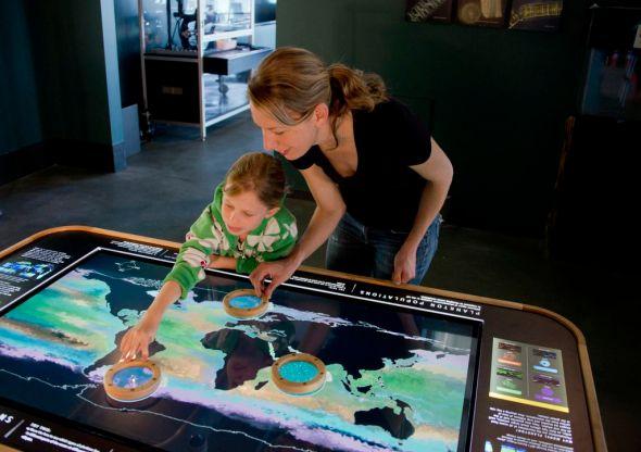 Plankton Populations at the Exploratorium