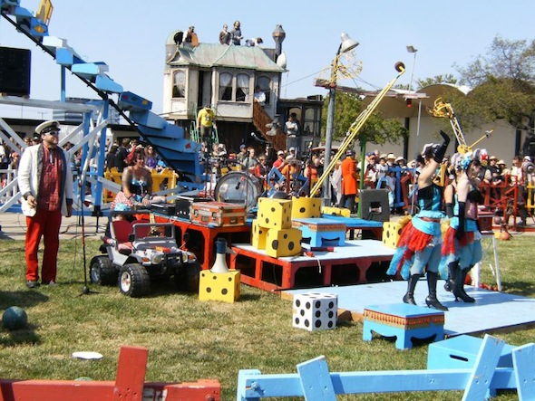 San Mateo Maker Faire