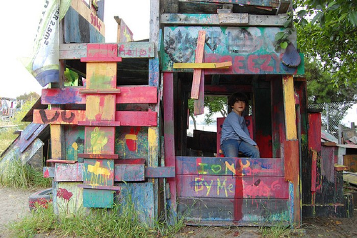 Adventure Playground, Berkeley Marina