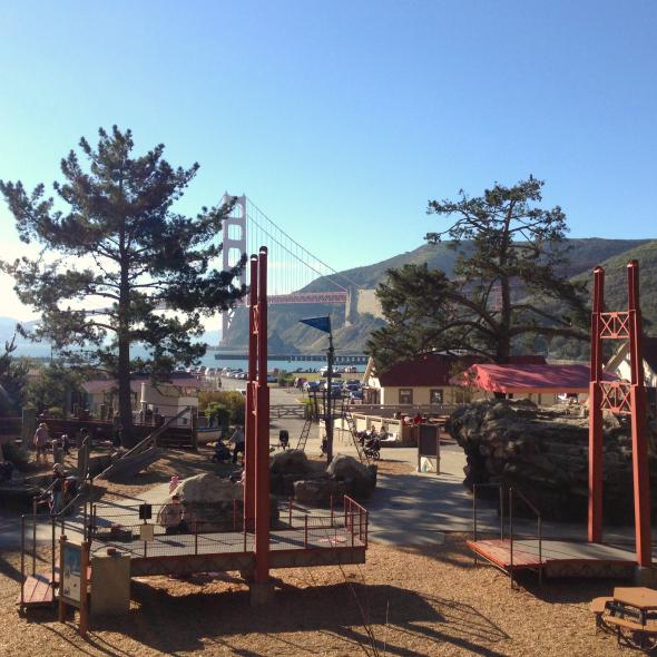 Discover & Go: Bay Area Discovery Museum