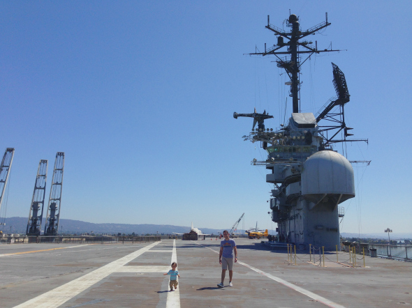 Discover & Go: USS Hornet Museum