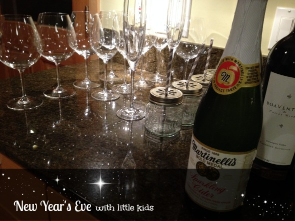 New Years Eve for children