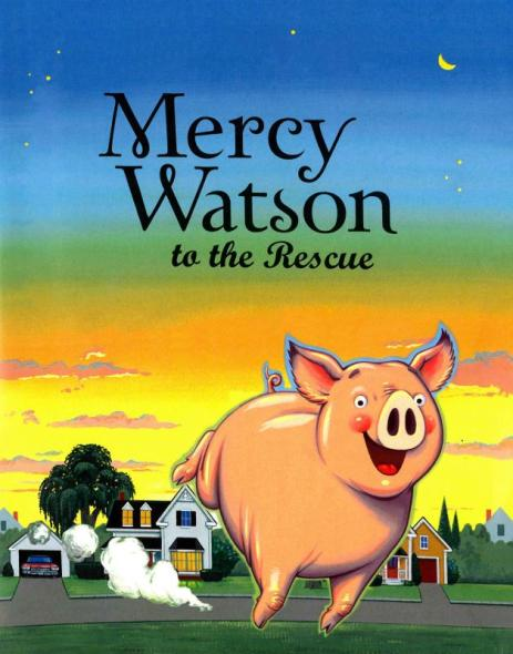 Mercy Watson to the Rescue play at Bay Area Children's Theatre